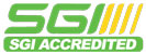 SGI Accredited logo